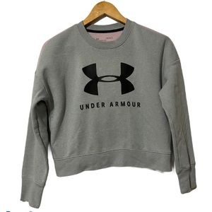 Under Armour Crewneck Sweater size L ( youth)